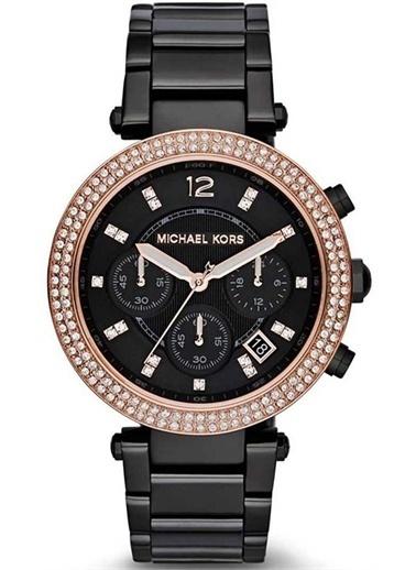 Michael Kors MK5885 Kadın Kol Saati Siyah